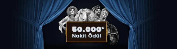 Hadiah Uang Tunai 50.000 Euro di Permainan Slot
